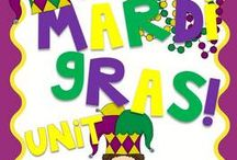 Mardi gras  / by Amelia Donaldson