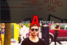 theories / by Who's A? pll
