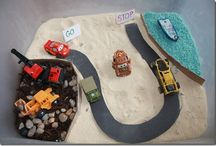 Cars, trains & planes / by Nicole Gold