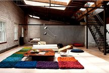 Someday Home - Spaces / by Rosie Bell