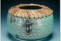 Pine needle bowls / by Carole Gionta