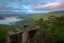 Arkansas Attractions / by Peggy Gibson