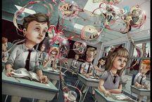 Classroom  / High School ELA & SS Teacher / by Ms. B