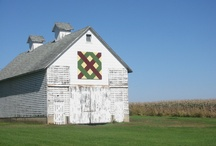 barn quilts / by Vicki Saum