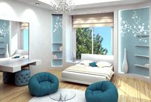 Master Bedroom #6 / by Cristina Sans