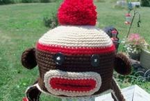Crocheting  / by Tammy B
