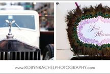 Car Shots / Pictures of cars at different weddings. / by Robyn Rachel Photography