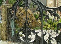 GATES / by Kathryn Starnes
