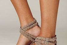 shoes / by Debbi Morden Tearoe