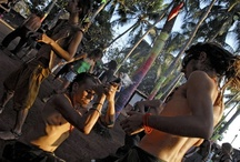 Mochileros en la India / Guia para planificar tu viaje a la India:  http://mochileros.org/planificar-viaje-india/ / by Mochileros .Org