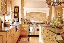 Kitchens / by Angela Motley