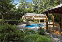 The Backyard / by Deborah Moebes