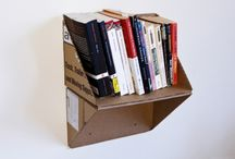 Cardboard creativity / by Do The Green Thing