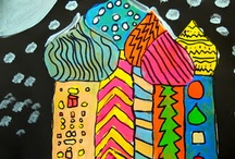 art class ideas / by Deb Hedrick