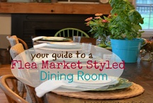 Dining Room / by Skye Devoe