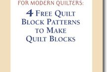 For My Quilting Friends / by Melanie Mitchell