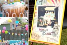 Doll Face's 5th Birthday: Mexican Carnival / by Melissa Libertad