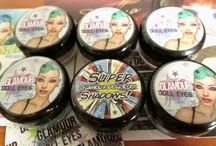 Glamour Doll Eyes Swatches / by Luna Pixiepants