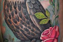 tattoo ideas / by Robert Newsome