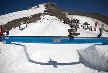 Snowboarding / by John Hawk