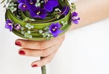 wedding bouquet / by Paulina Fransson