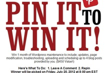 Pin It To Win It / by Meryl Beck