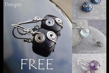 Wire wrapped Jewelry / by Jacqueline Bayliff