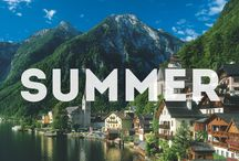 Discover summer in Austria  / A vacation in Austria gets you close to nature and allows you to get to know the people and the wonderful traditions of Austria. / by Austria Travel