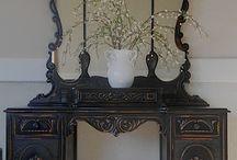 Pretty old furniture / by Kathy Morgan