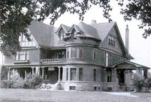 Mansions of YesterYear / by Janet Mackley