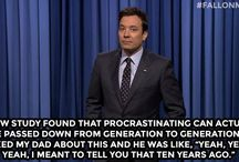 Jimmy Fallon / by Mia Espinoza