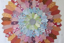 Dresden Plate Quilts / by Claire Jain