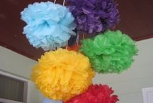 Party Ideas / by KevinandRonelle Thompson