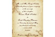 Vintage weddings / by Modern and stylish weddings