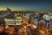 Madrid, Madrid, Madrid... / by Daniel Paya