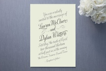 invites / by Anne Blessing