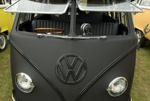 All Things VW / by Samantha Brown