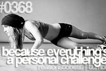 Health & Fitness / by Sarah Pearman
