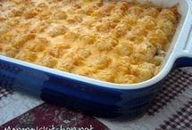 Casseroles, Skillets & One-Dish-Meals / by jan