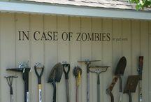 Zombie pockulist lol! / by Devi Janssen