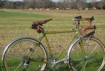 Bicycles / Beautiful by design, simple and efficient / by Bruce Herbitter