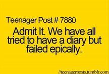 So true. / Stuff that's just so true. Lol / by Dandy :)