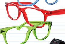 Get Spexy / Hot new eyeglasses to keep you fashionably framed / by Eyecessorize