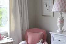 nursery colors / by Christine Saunders