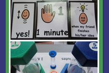 Classroom Management / Routines, Schedules, Transitions, and other Helpful Suggestions for Working in a Classroom Environment / by Sheryl @ Teaching 2 and 3 Year Olds