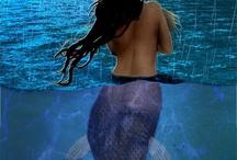 Mermaids / by Marty Israel
