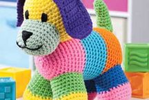 Crochet: Dogs and Puppies / by Polly Wickstrom
