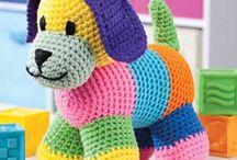 Crochet Ideas / by Delaina Goff