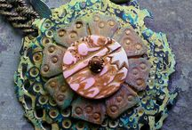 Polymer Clay Inspiration / by Lupe Meter