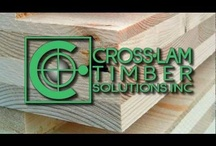 About Us / About the company, CrossLam Timber Solutions / by CrossLam Timber